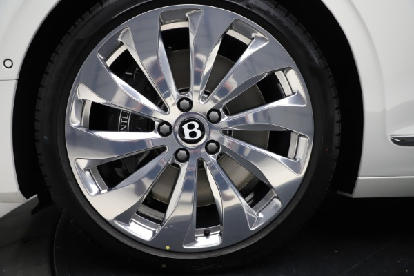 New 2021 Bentley Flying Spur W12 First Edition for sale Sold at Alfa Romeo of Greenwich in Greenwich CT 06830 16