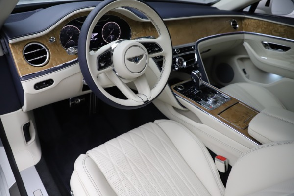 New 2021 Bentley Flying Spur W12 First Edition for sale Sold at Alfa Romeo of Greenwich in Greenwich CT 06830 18