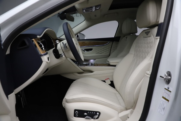 New 2021 Bentley Flying Spur W12 First Edition for sale Sold at Alfa Romeo of Greenwich in Greenwich CT 06830 19