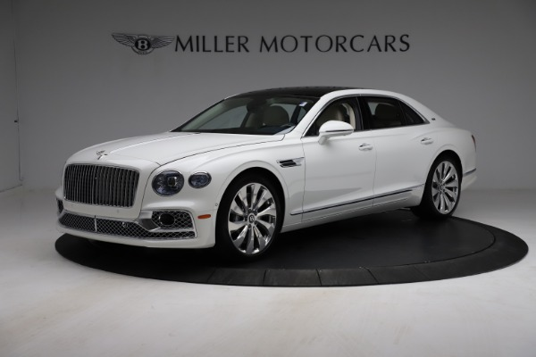 New 2021 Bentley Flying Spur W12 First Edition for sale Sold at Alfa Romeo of Greenwich in Greenwich CT 06830 2