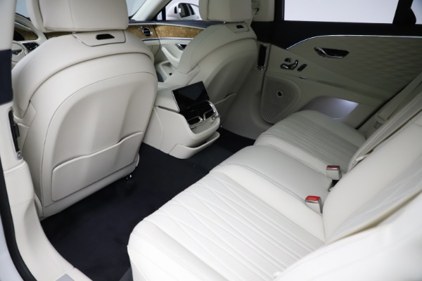 New 2021 Bentley Flying Spur W12 First Edition for sale Sold at Alfa Romeo of Greenwich in Greenwich CT 06830 22