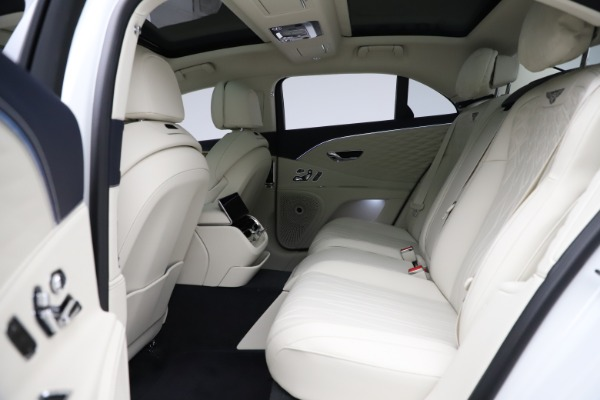 New 2021 Bentley Flying Spur W12 First Edition for sale Sold at Alfa Romeo of Greenwich in Greenwich CT 06830 23