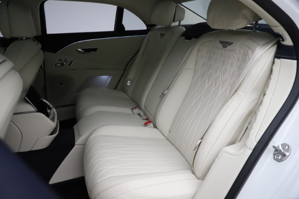 New 2021 Bentley Flying Spur W12 First Edition for sale Sold at Alfa Romeo of Greenwich in Greenwich CT 06830 24