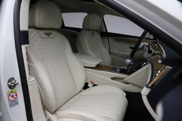 New 2021 Bentley Flying Spur W12 First Edition for sale Sold at Alfa Romeo of Greenwich in Greenwich CT 06830 28