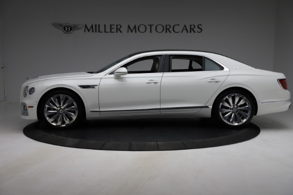 New 2021 Bentley Flying Spur W12 First Edition for sale Sold at Alfa Romeo of Greenwich in Greenwich CT 06830 3