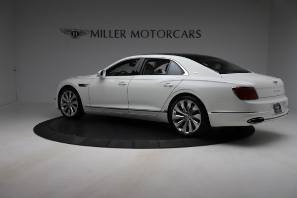 New 2021 Bentley Flying Spur W12 First Edition for sale Sold at Alfa Romeo of Greenwich in Greenwich CT 06830 4