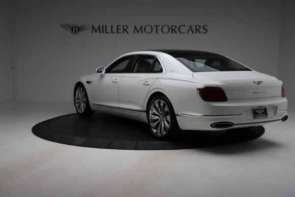 New 2021 Bentley Flying Spur W12 First Edition for sale Sold at Alfa Romeo of Greenwich in Greenwich CT 06830 5