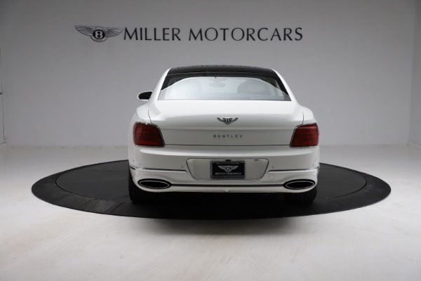 New 2021 Bentley Flying Spur W12 First Edition for sale Sold at Alfa Romeo of Greenwich in Greenwich CT 06830 6
