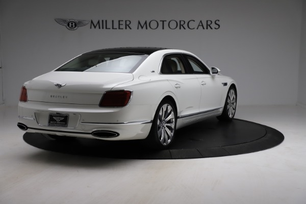 New 2021 Bentley Flying Spur W12 First Edition for sale Sold at Alfa Romeo of Greenwich in Greenwich CT 06830 7