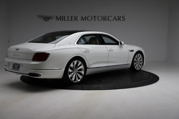 New 2021 Bentley Flying Spur W12 First Edition for sale Sold at Alfa Romeo of Greenwich in Greenwich CT 06830 8