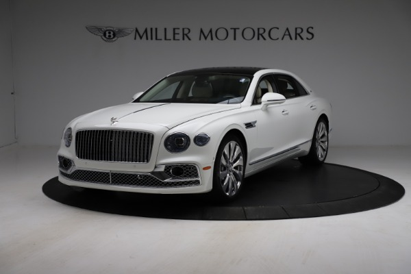 New 2021 Bentley Flying Spur W12 First Edition for sale Sold at Alfa Romeo of Greenwich in Greenwich CT 06830 1