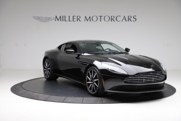 Used 2018 Aston Martin DB11 V12 for sale $159,990 at Alfa Romeo of Greenwich in Greenwich CT 06830 10