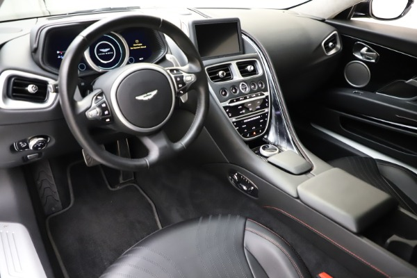 Used 2018 Aston Martin DB11 V12 for sale $159,990 at Alfa Romeo of Greenwich in Greenwich CT 06830 13