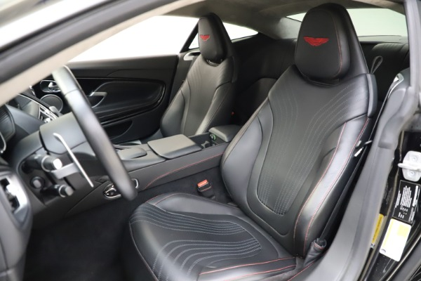 Used 2018 Aston Martin DB11 V12 for sale $159,990 at Alfa Romeo of Greenwich in Greenwich CT 06830 14
