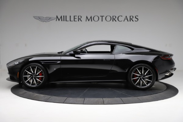 Used 2018 Aston Martin DB11 V12 for sale $159,990 at Alfa Romeo of Greenwich in Greenwich CT 06830 2
