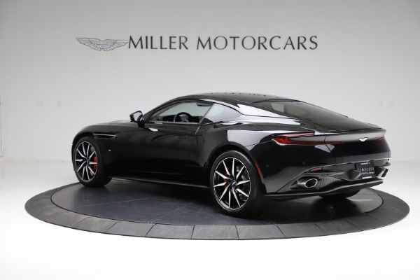 Used 2018 Aston Martin DB11 V12 for sale $159,990 at Alfa Romeo of Greenwich in Greenwich CT 06830 3