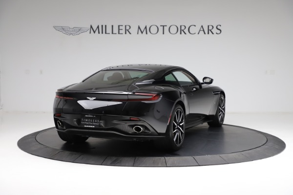 Used 2018 Aston Martin DB11 V12 for sale $159,990 at Alfa Romeo of Greenwich in Greenwich CT 06830 6