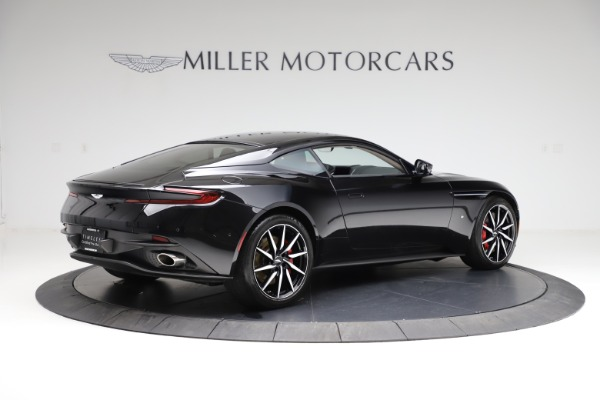 Used 2018 Aston Martin DB11 V12 for sale $159,990 at Alfa Romeo of Greenwich in Greenwich CT 06830 7
