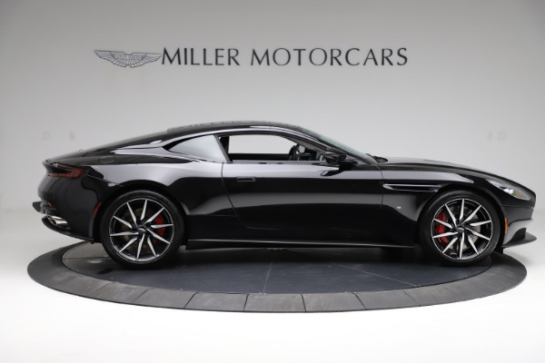 Used 2018 Aston Martin DB11 V12 for sale $159,990 at Alfa Romeo of Greenwich in Greenwich CT 06830 8