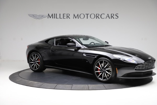Used 2018 Aston Martin DB11 V12 for sale $159,990 at Alfa Romeo of Greenwich in Greenwich CT 06830 9