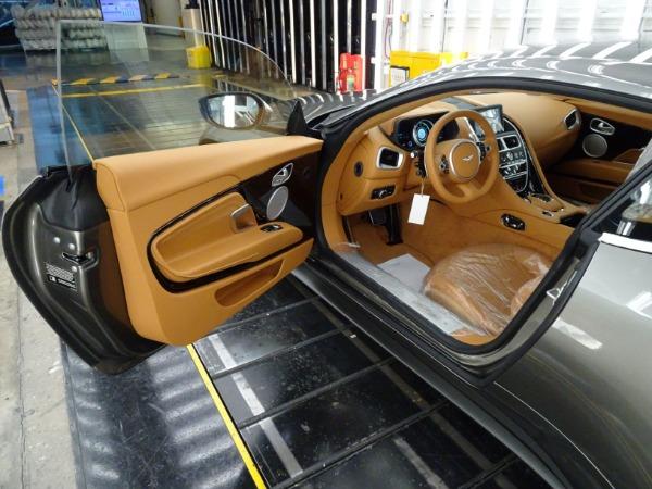 New 2021 Aston Martin DB11 V8 for sale $240,886 at Alfa Romeo of Greenwich in Greenwich CT 06830 4