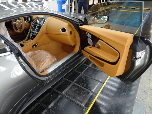 New 2021 Aston Martin DB11 V8 for sale $240,886 at Alfa Romeo of Greenwich in Greenwich CT 06830 5