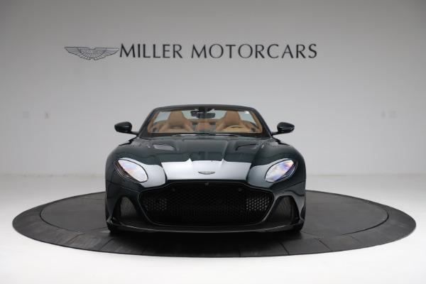 New 2021 Aston Martin DBS Superleggera Volante for sale $392,916 at Alfa Romeo of Greenwich in Greenwich CT 06830 11