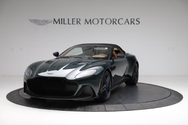 New 2021 Aston Martin DBS Superleggera Volante for sale $392,916 at Alfa Romeo of Greenwich in Greenwich CT 06830 12