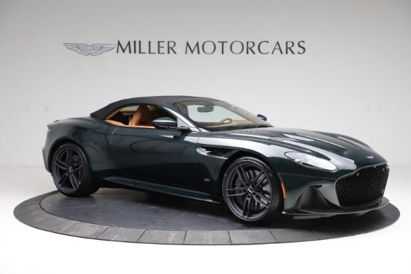 New 2021 Aston Martin DBS Superleggera Volante for sale $392,916 at Alfa Romeo of Greenwich in Greenwich CT 06830 16