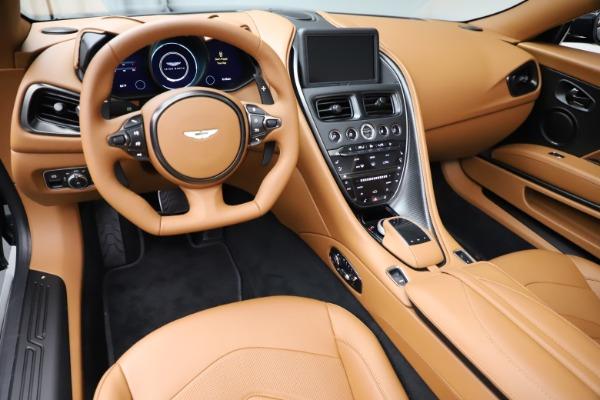 New 2021 Aston Martin DBS Superleggera Volante for sale $392,916 at Alfa Romeo of Greenwich in Greenwich CT 06830 19