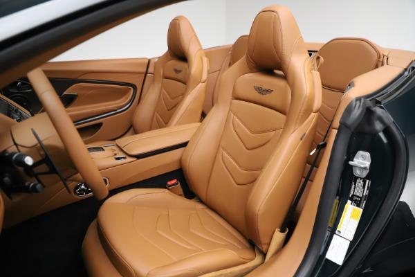 New 2021 Aston Martin DBS Superleggera Volante for sale $392,916 at Alfa Romeo of Greenwich in Greenwich CT 06830 20