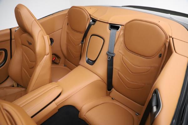 New 2021 Aston Martin DBS Superleggera Volante for sale $392,916 at Alfa Romeo of Greenwich in Greenwich CT 06830 21