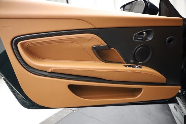 New 2021 Aston Martin DBS Superleggera Volante for sale $392,916 at Alfa Romeo of Greenwich in Greenwich CT 06830 22