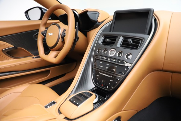 New 2021 Aston Martin DBS Superleggera Volante for sale $392,916 at Alfa Romeo of Greenwich in Greenwich CT 06830 23