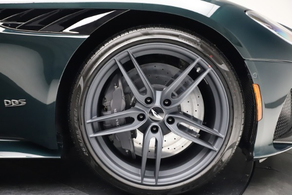 New 2021 Aston Martin DBS Superleggera Volante for sale $392,916 at Alfa Romeo of Greenwich in Greenwich CT 06830 25