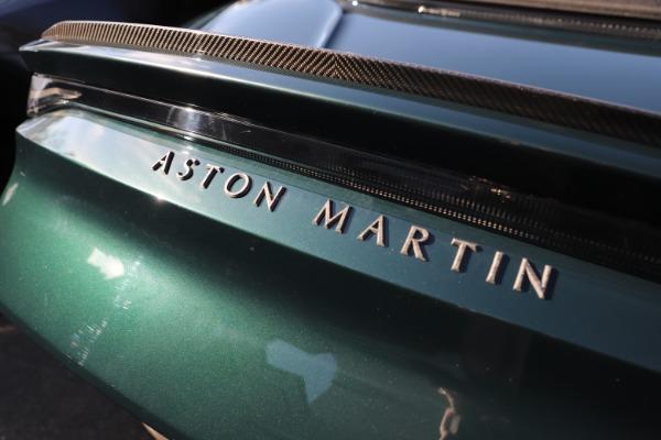 New 2021 Aston Martin DBS Superleggera Volante for sale $392,916 at Alfa Romeo of Greenwich in Greenwich CT 06830 28