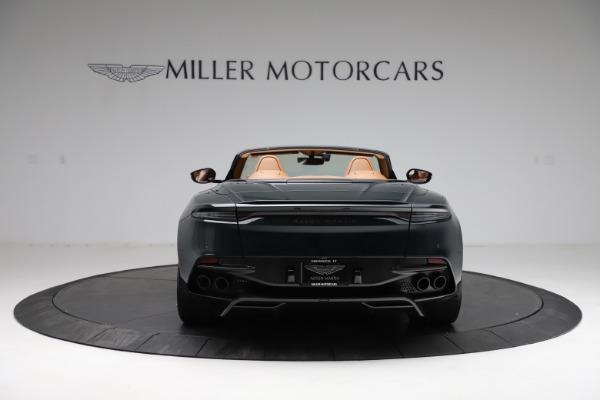 New 2021 Aston Martin DBS Superleggera Volante for sale $392,916 at Alfa Romeo of Greenwich in Greenwich CT 06830 5