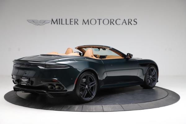 New 2021 Aston Martin DBS Superleggera Volante for sale $392,916 at Alfa Romeo of Greenwich in Greenwich CT 06830 7