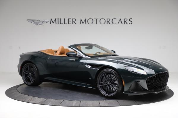 New 2021 Aston Martin DBS Superleggera Volante for sale $392,916 at Alfa Romeo of Greenwich in Greenwich CT 06830 9