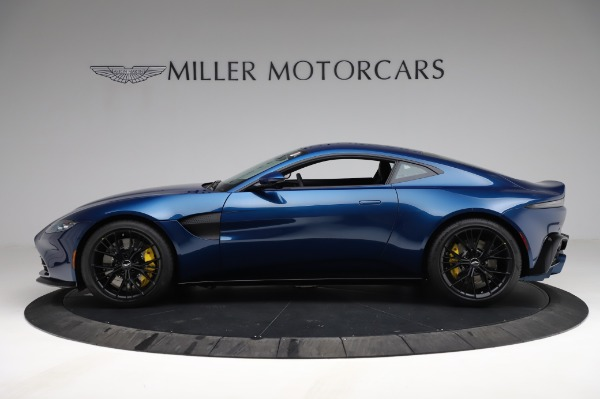 New 2021 Aston Martin Vantage Coupe for sale $179,386 at Alfa Romeo of Greenwich in Greenwich CT 06830 2