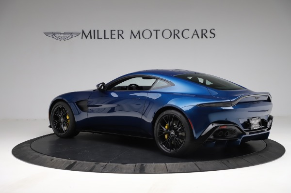 New 2021 Aston Martin Vantage Coupe for sale $179,386 at Alfa Romeo of Greenwich in Greenwich CT 06830 3