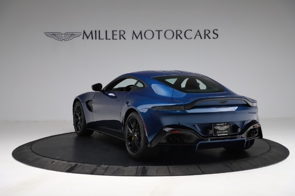 New 2021 Aston Martin Vantage Coupe for sale $179,386 at Alfa Romeo of Greenwich in Greenwich CT 06830 4