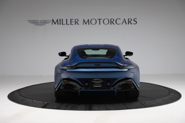 New 2021 Aston Martin Vantage Coupe for sale $179,386 at Alfa Romeo of Greenwich in Greenwich CT 06830 5