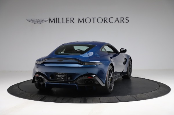 New 2021 Aston Martin Vantage Coupe for sale $179,386 at Alfa Romeo of Greenwich in Greenwich CT 06830 6
