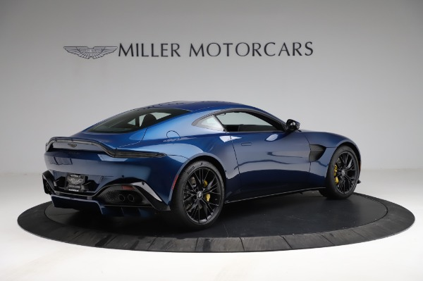 New 2021 Aston Martin Vantage Coupe for sale $179,386 at Alfa Romeo of Greenwich in Greenwich CT 06830 7