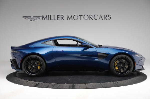 New 2021 Aston Martin Vantage Coupe for sale $179,386 at Alfa Romeo of Greenwich in Greenwich CT 06830 8