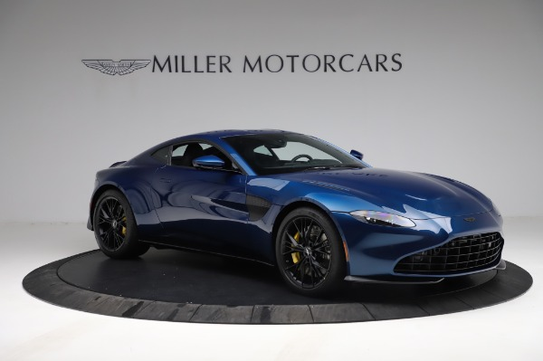 New 2021 Aston Martin Vantage Coupe for sale $179,386 at Alfa Romeo of Greenwich in Greenwich CT 06830 9