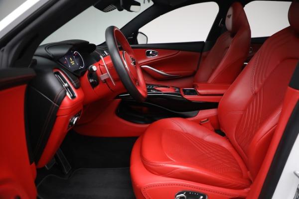 New 2021 Aston Martin DBX for sale $210,386 at Alfa Romeo of Greenwich in Greenwich CT 06830 14