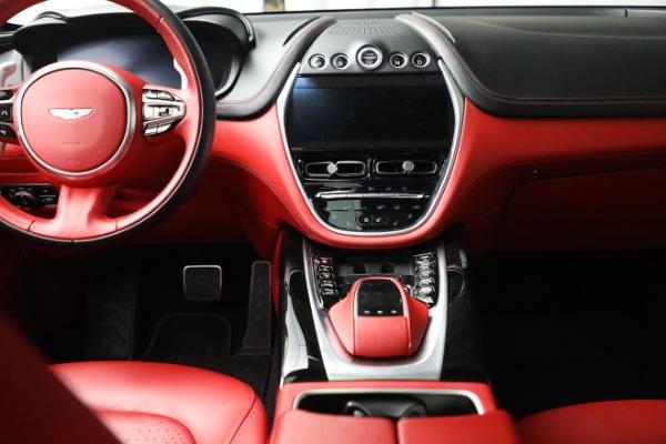 New 2021 Aston Martin DBX for sale $210,386 at Alfa Romeo of Greenwich in Greenwich CT 06830 17