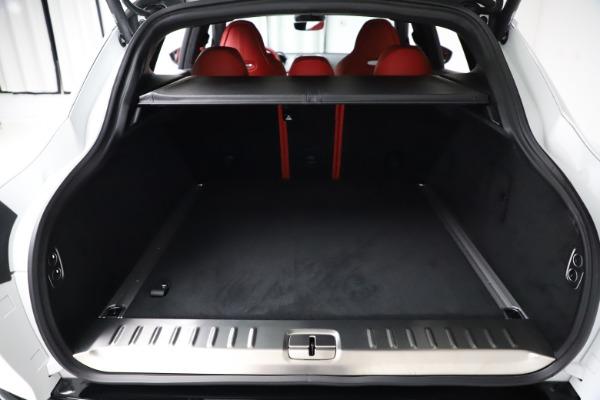 New 2021 Aston Martin DBX for sale $210,386 at Alfa Romeo of Greenwich in Greenwich CT 06830 25